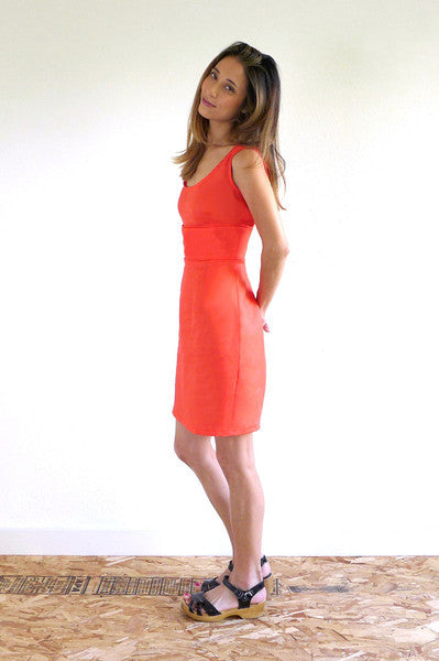 Sylvie Dress (last copy available in print)