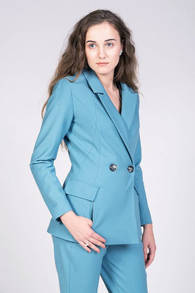 Aava Tailored Blazer (last copy available in print)