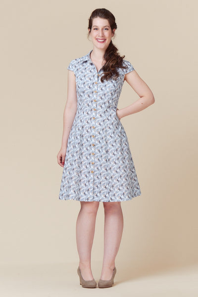 Bleuet Dress