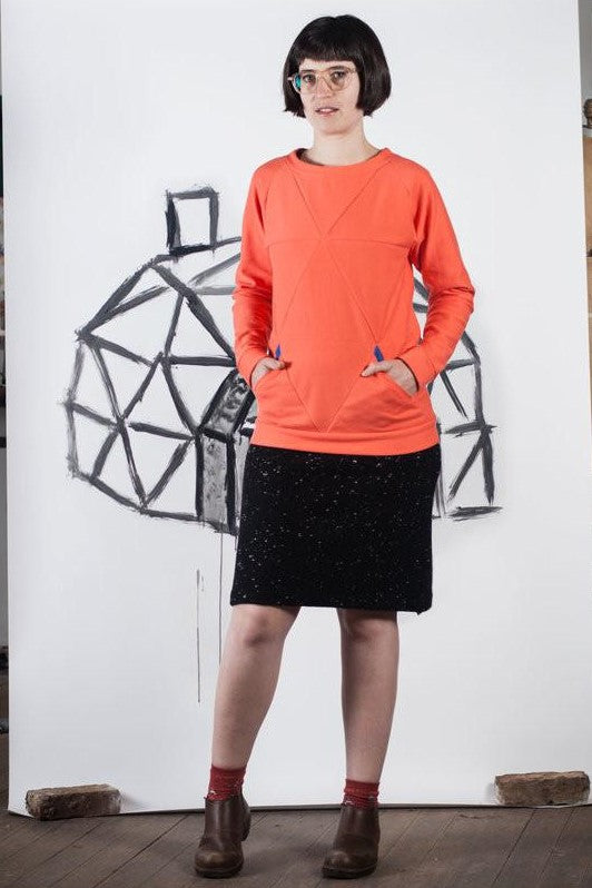 Geodesic Pullover