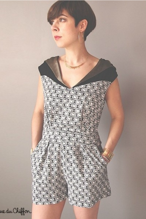 Melinda Playsuit and Dress