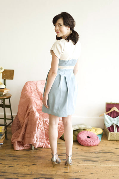 Macaron Dress (last copy available in print)