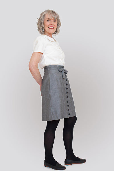 Beignet Skirt (last copy available in print)