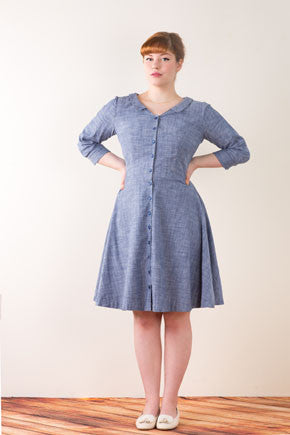 Hawthorn Dress & Blouse (last copy available in print)
