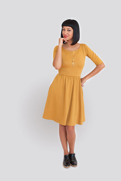 Moneta Dress (last copy available in print)