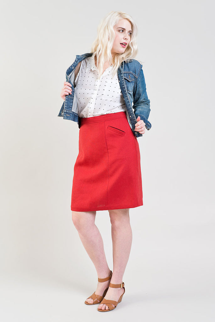 Selene Skirt (last copy available in print)