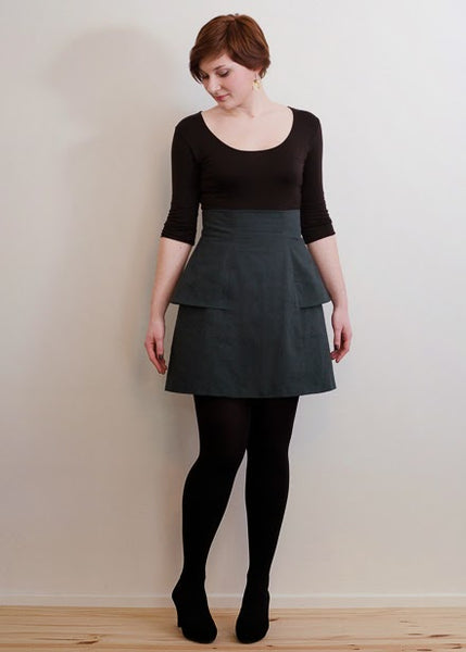 Anemone Skirt (last copy available in print)