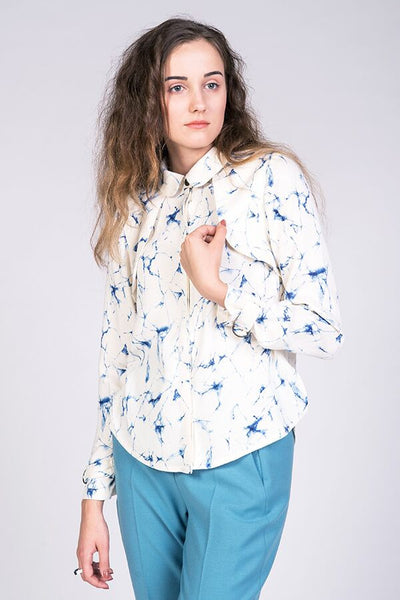 Helmi Trench Blouse & Tunic Dress