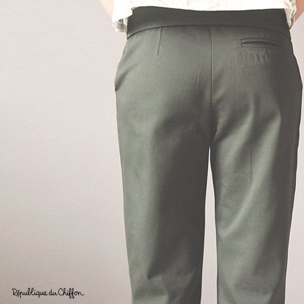 Jacques Trousers
