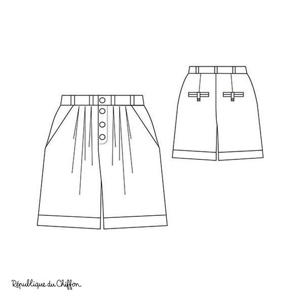 Pierre Shorts