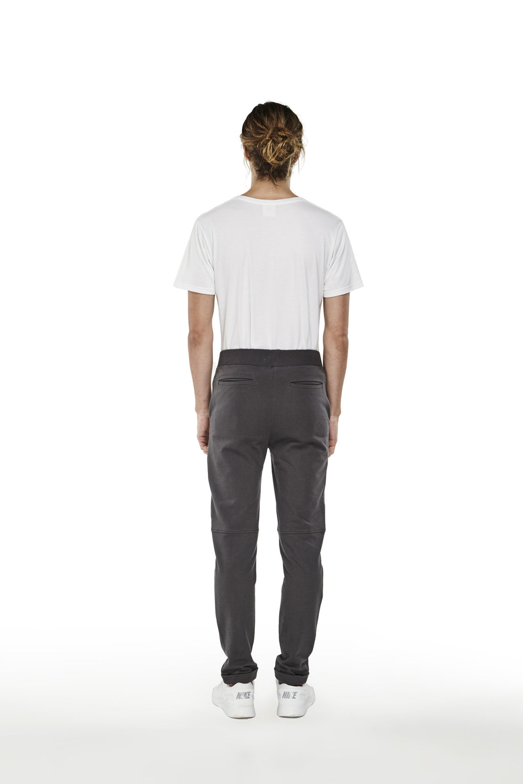 Skinny Cropped Sweatpants