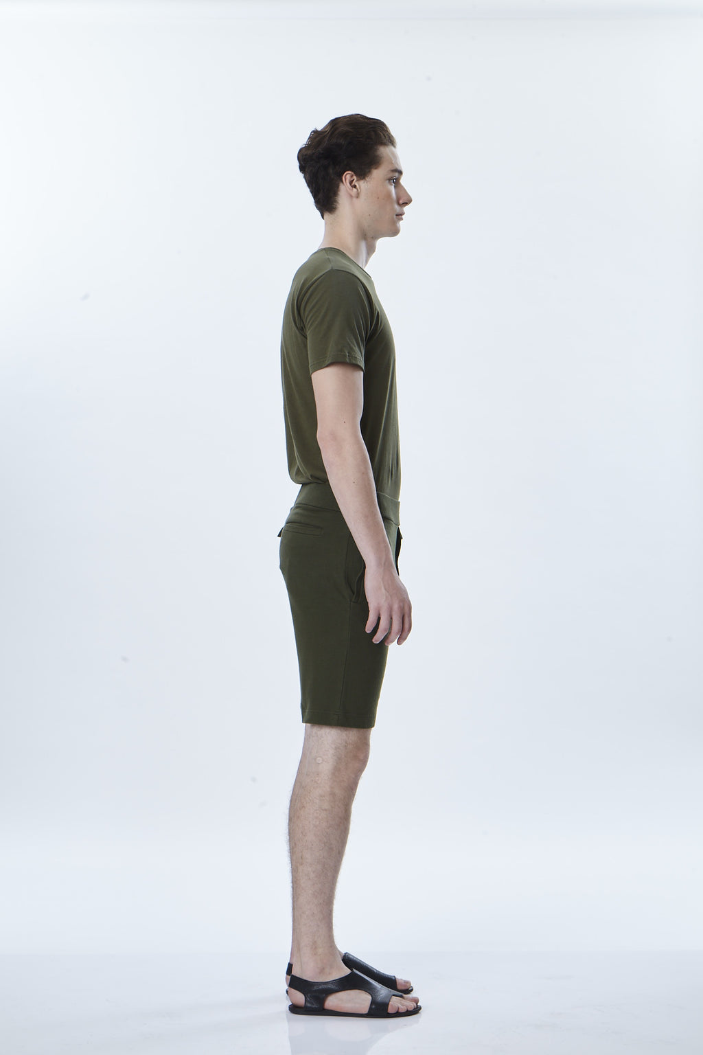 Tailored Utility Shorts