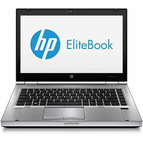 "Refurbished HP EliteBook 8470p Laptop, Intel Core i5 3rd Gen, 4GB RAM, 500GB HDD, 14"" Display - ETECHBAZAAR"