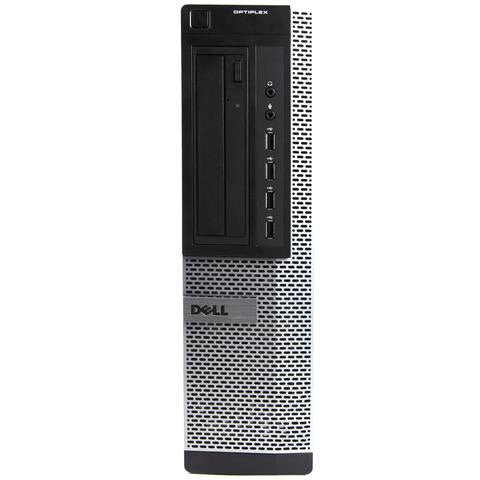 Refurbished Dell Optiplex 7010 Desktop, Intel Core i7-3770, 8GB RAM, 500GB HDD, Win 7 Pro - ETECHBAZAAR