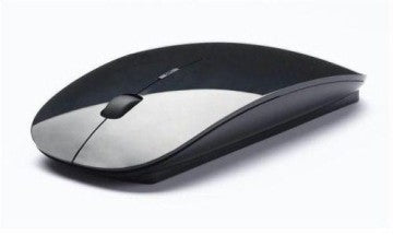 Terabyte Ultra Slim Wireless Mouse 2.4 GHz with 1 year warranty - ETECHBAZAAR