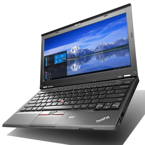 "Refurbished Lenovo ThinkPad X230 Laptop, 12.5""Display, Core i5 3rd, 4GB RAM, 320GB HDD, Win 7 Pro - ETECHBAZAAR"