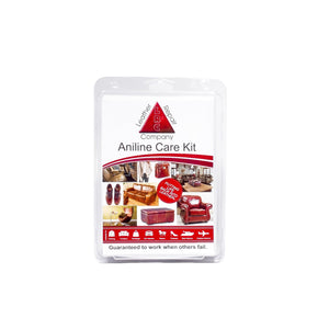 Aniline Care Kit Front