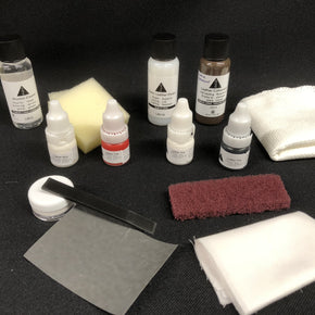 Cat Scratch Leather Dye Repair Kit