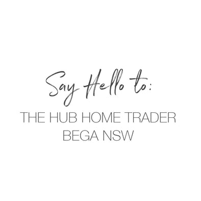 Say Hello: THE HUB HOME TRADER, BEGA