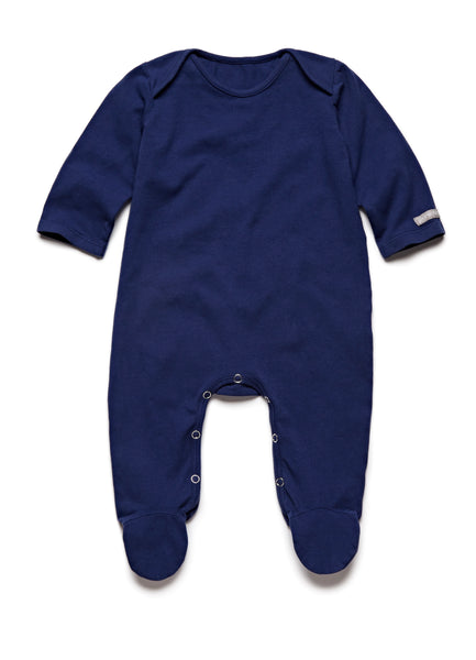 pure navy fullbody onesie