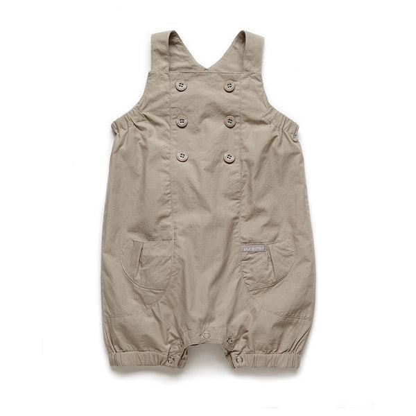 purechild dungarees, organic baby clothing