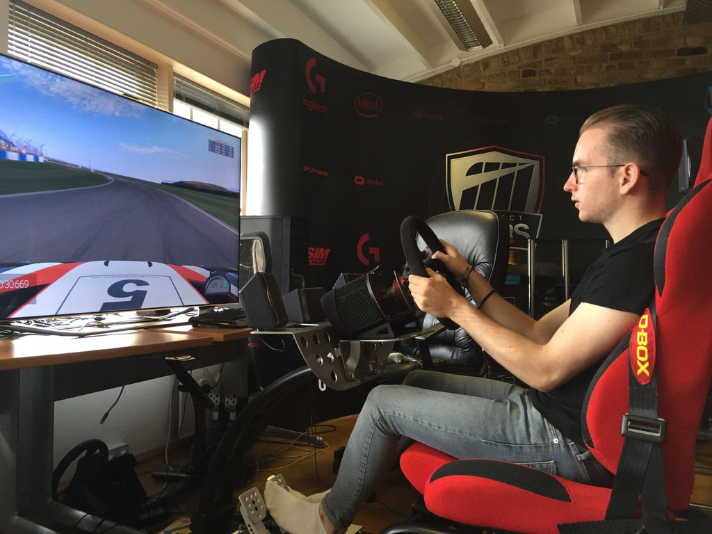 Charlie Robertson: Live from Project CARS