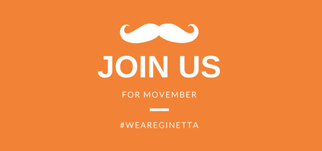 Ladies and Gentlemen, We Need You For The Ginetta Movember Crew