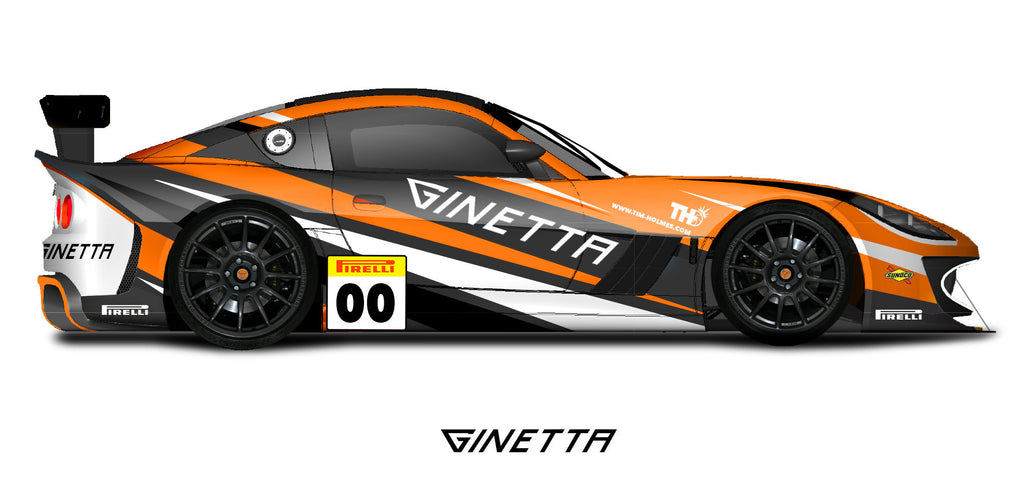 Ginetta Livery Competition - We have a winner