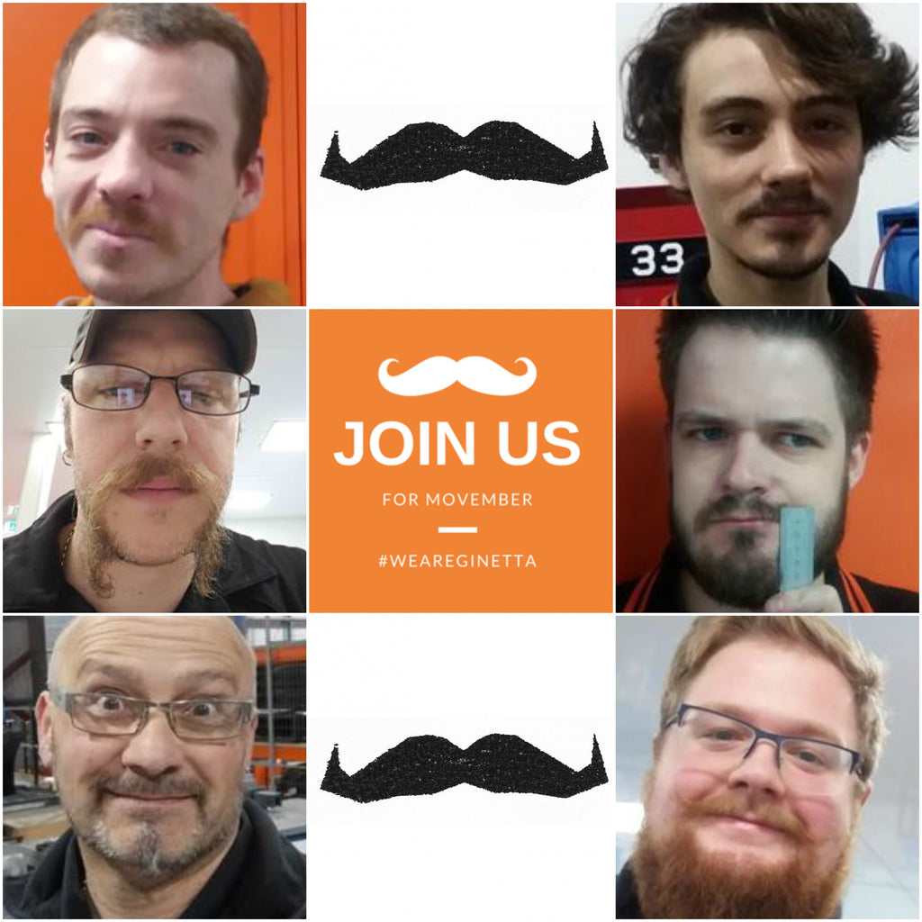 Week Two - We Are Ginetta vs. Movember