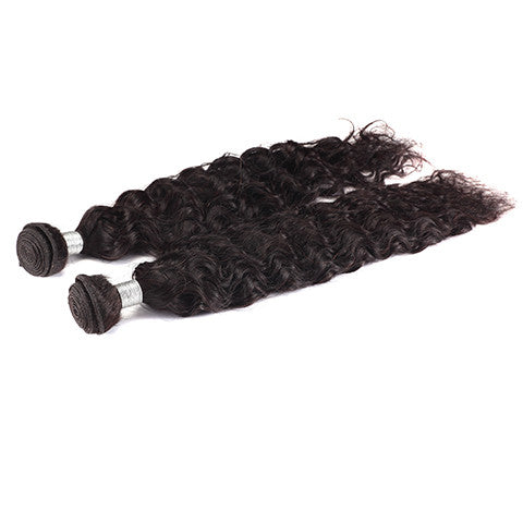 BRAZILIAN HAIR WEAVE 100% Natural Hair Chemical FREE Nature Wave