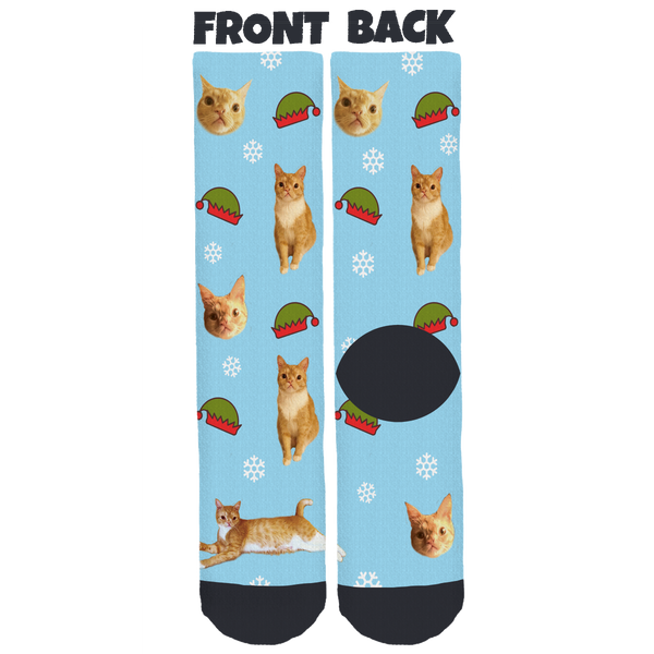 Smush Official Holiday Crew Socks