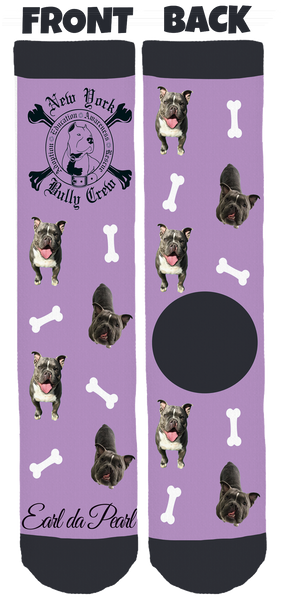 New York Bully Crew Socks