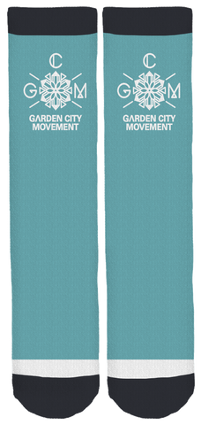Garden City Movement Crew Socks
