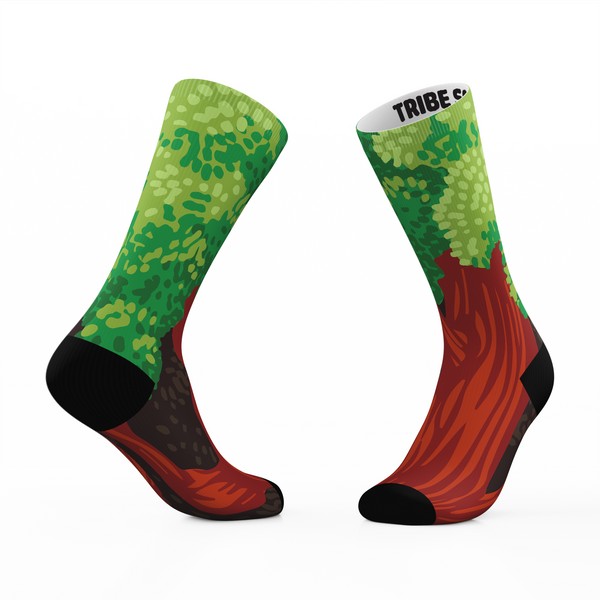California Redwoods Socks