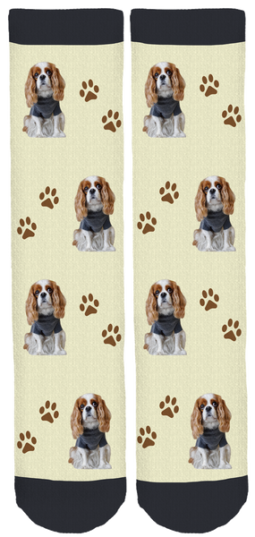 Abbey Bella Cavalier Crew Socks