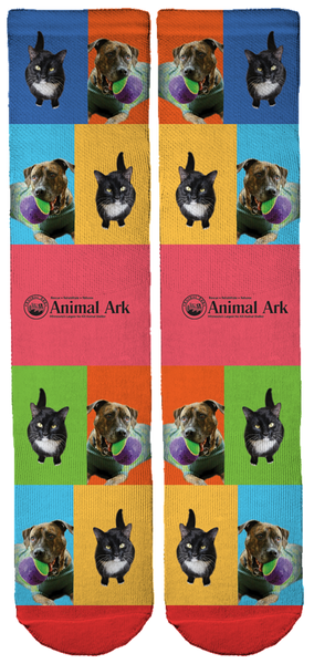 Limited Edition Animal Ark Crew Socks