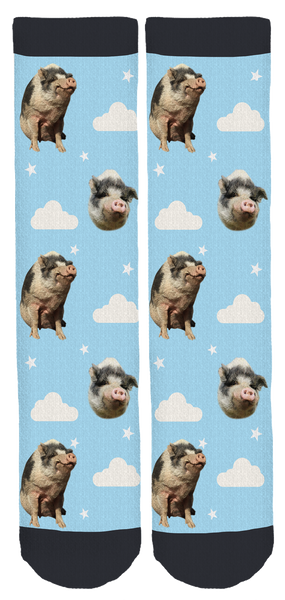"Indraloka Animal Sanctuary ""Selick"" Socks"