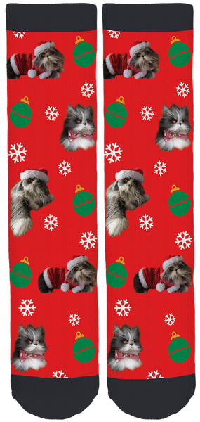 Atchoum Holiday Crew Socks