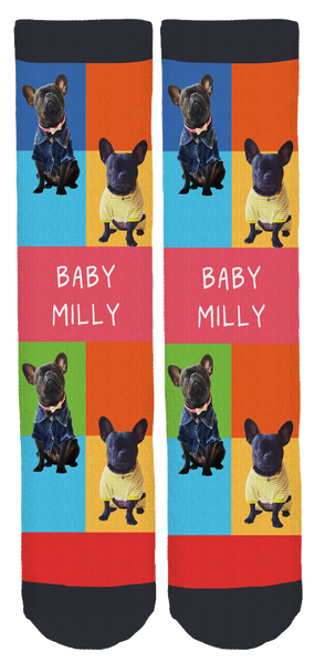 Baby Milly Crew Socks