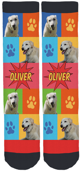 Oliver Adventures Crew Socks