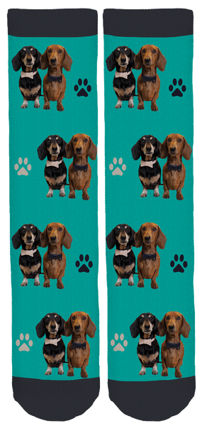 Bella & Bailey Crew Socks