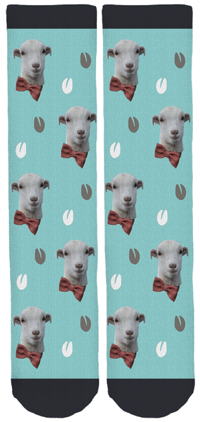In Memory of Nikolai Crew Socks