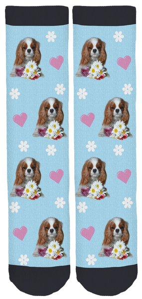 BusyBodyBiscuit Month of Love Socks