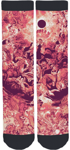 Limited Edition Berserk Crew Socks