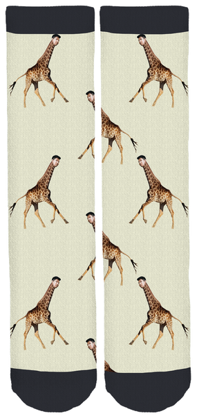 Limited Edition Giraffage Crew Socks