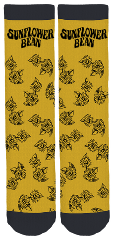 Sunflower Bean for Standing Rock Sioux Tribe Crew Socks