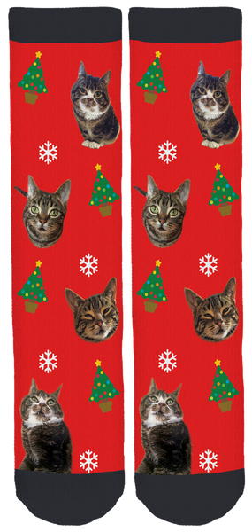 Elfie & Gimli Holiday Crew Socks