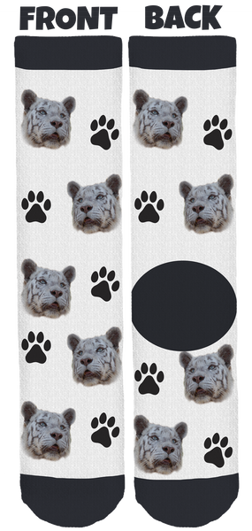 Noah's Ark Mother's Day Zuri Socks