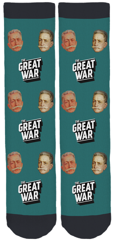 The Great War Crew Socks