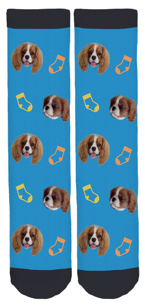 Little Jerry Boy Crew Socks